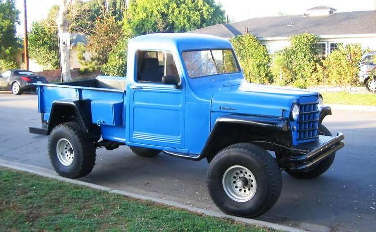 1963 Willys Pick Up For Sale Pictures To Pin On Pinterest