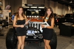 Beautiful Jeeps, and gorgeous women, it's hard to beat that combination.