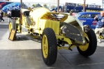 This sweet old car has a 16 cylinder, 900 cubic inch motor!